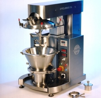High-Speed Vrieco Nauta Cyclomix Mixer from Hosokawa Micron