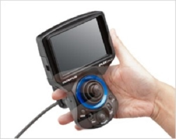 Introducing the IPLEX UltraLite Industrial Videoscope from Olympus