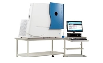 SPECTROBLUE Inductively Coupled Plasma - Optical Emission Spectrometer (ICP-OES) from SPECTRO Analytical Instruments
