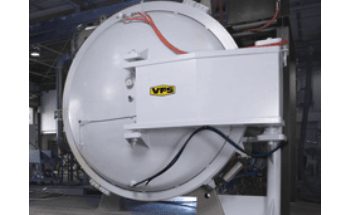 High-Performance Horizontal Internal Quench Vacuum Furnace - VFS® HIQ