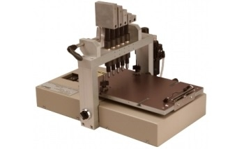 Material Surface Resistance Testing - Multi-Finger Scratch/Mar Tester from Taber