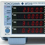 WT300 High-performance Power Measurement Meter from Yokogawa