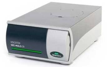 Multi-Angle Light Scattering Detector - Viscotek SEC-MALS 20 from Malvern