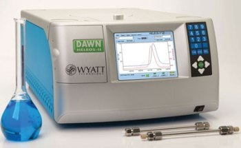 The DAWN® HELEOS® II Multi-Angle Light Scattering (MALS) Detector