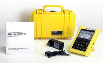 Portable Frequency and Charge Signal/Function Generator - 1510A
