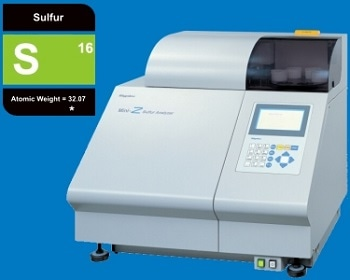 Mini-Z Sulfur - Wavelength Dispersive X-Ray Fluorescence Sulfur (S) Analyzer