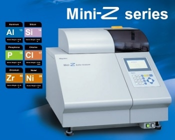 Mini-Z Series - Benchtop Single Element Wavelength Dispersive XRF Analyzer