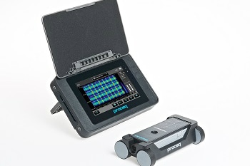 Profometer 6 advanced concrete scan cover meters from Proceq