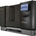 Multi-Material Wide-Format 3D Printer - Objet1000 from Stratasys