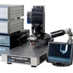 SECM Scanning Electrochemical Microscopy Positioning System by Princeton Applied Research