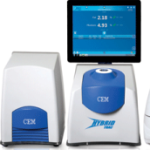 HYBRID - Trac from CEM for Determining Fat and Moisture Values in Both Wet and Dry Products