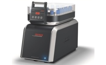 New Automation of Measurement Series for Particle Size Measurement - ANALYSETTE 22 Particle Sizer