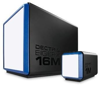 EIGER X Detector Series from DECTRIS