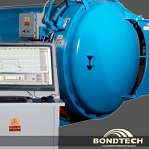 Bondtech's Envision PLC and Windows Based PC Autoclave Control Systems