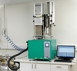 Combined Low Temperature Tester from Elastocon - TR, Brittleness and Gehman Testing