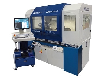 The Nanoform® 700 Ultra Multi-Axis Ultra Precision Machining System from Precitech