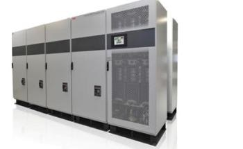 The PCS100 UPS-I for Commercial and Industrial Applications from ABB