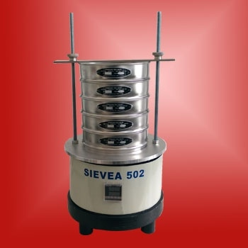 HMK14-DZ Test Sieve Shaker with Horizontal, Vertical and Inclined Rotary Motion