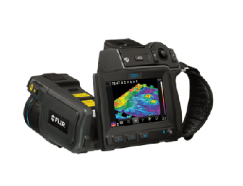 High Resolution and Daylight Imagery – FLIR T600-Series