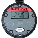 Metra-Count for Computing and Displaying Flowmeter Totals