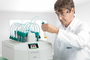 892 Professional Rancimat for Determining Oxidation Stability from Metrohm