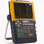 Ultrasonic Flaw Detection with the Portable CTS-9005