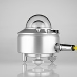 The SMP21 – Secondary Standard, Low-Maintenance Pyranometer