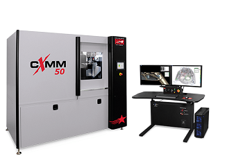 X-Ray CT and Metrology System for Component Analysis – CXMM 50