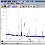 XRD Software - WinXPow Software for Advanced Powder Diffraction Analysis