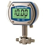 Using the Digital Pressure Gauge for Differential Pressures for High Accuracy