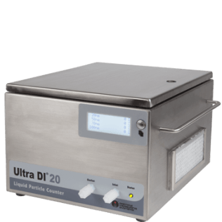 Ultra DI 20 Liquid Particle Counter for Ultra Pure Water Systems