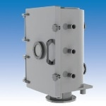 D-Shaped Stainless Steel Chambers for Vacuum Systems