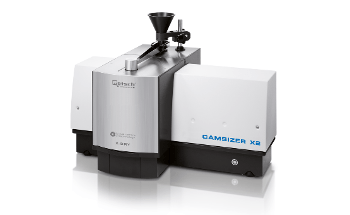 Optical Particle Measurement System: CAMSIZER® X2
