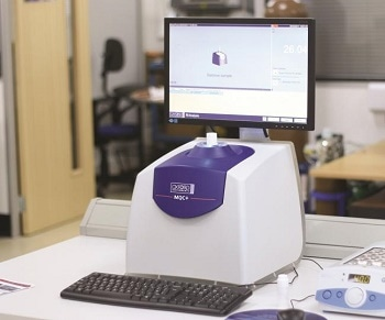 MQC+ Benchtop NMR Analyzer for Textiles