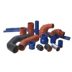 Silicone Connectors for Diesel-Powered Vehicles and Equipment