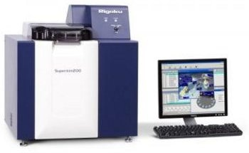 Supermini200 Benchtop Wavelength Dispersive XRF (WDXRF) Spectrometer from Rigaku