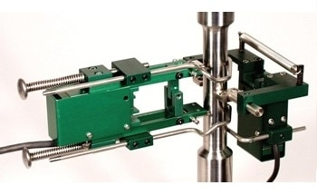 Strain Gauge Type Extensometers for Longitudinal or Traverse Strain Measurement