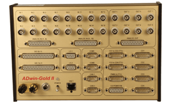 Real-Time Data Acquisition System - ADwin-Gold-II
