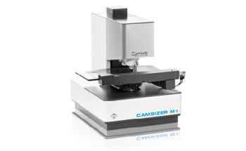 Particle Size and Particle Shape Analyzer - CAMSIZER M1