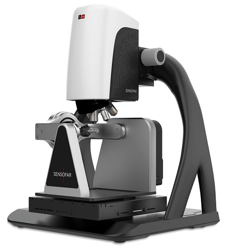 S neox Five Axis Optical Profiler for Advanced 3D Inspection