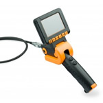 Snake Video Scope Digital Inspection Camera from MEDIT Inc.