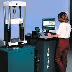 300 kN Hydraulic Mechanical Property Tester From Tinius Olsen