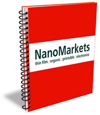 Markets for Silver Nanomaterials as Transparent Conductors