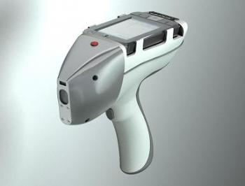 The ElvaX ProSpector Handheld XRF Analyzer from Elvatech