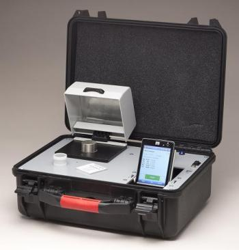 The ElvaX Mobile XRF Analyzer from Elvatech