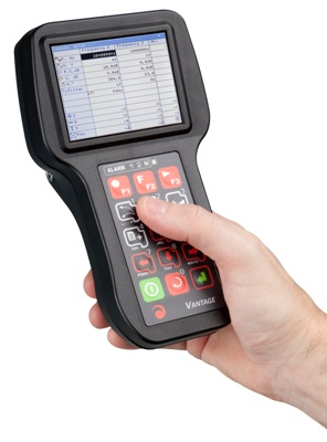 Vantage Eddy Current Flaw Detector from EtherNDE