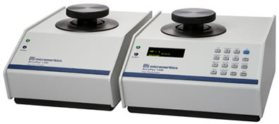 Micromeritics AccuPyc 1340 Series Pycnometer