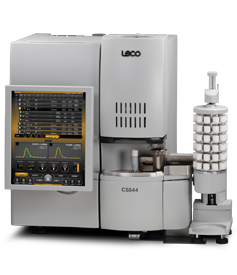 CS844 Series Elemental Analyzer for Measurement of Carbon/Sulfur in Inorganic Materials