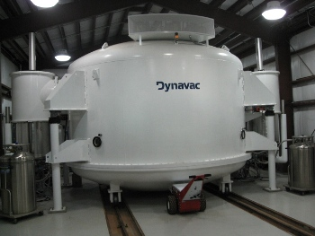 Deposition Systems for Telescope Mirrors from Dynavac