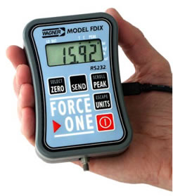 Wagner Force One FDIX Digital Force Gauge